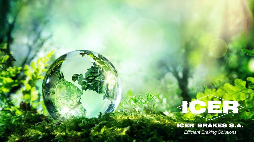 ICER GOES GREEN