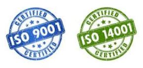 ISO 14001 AND ISO 9001