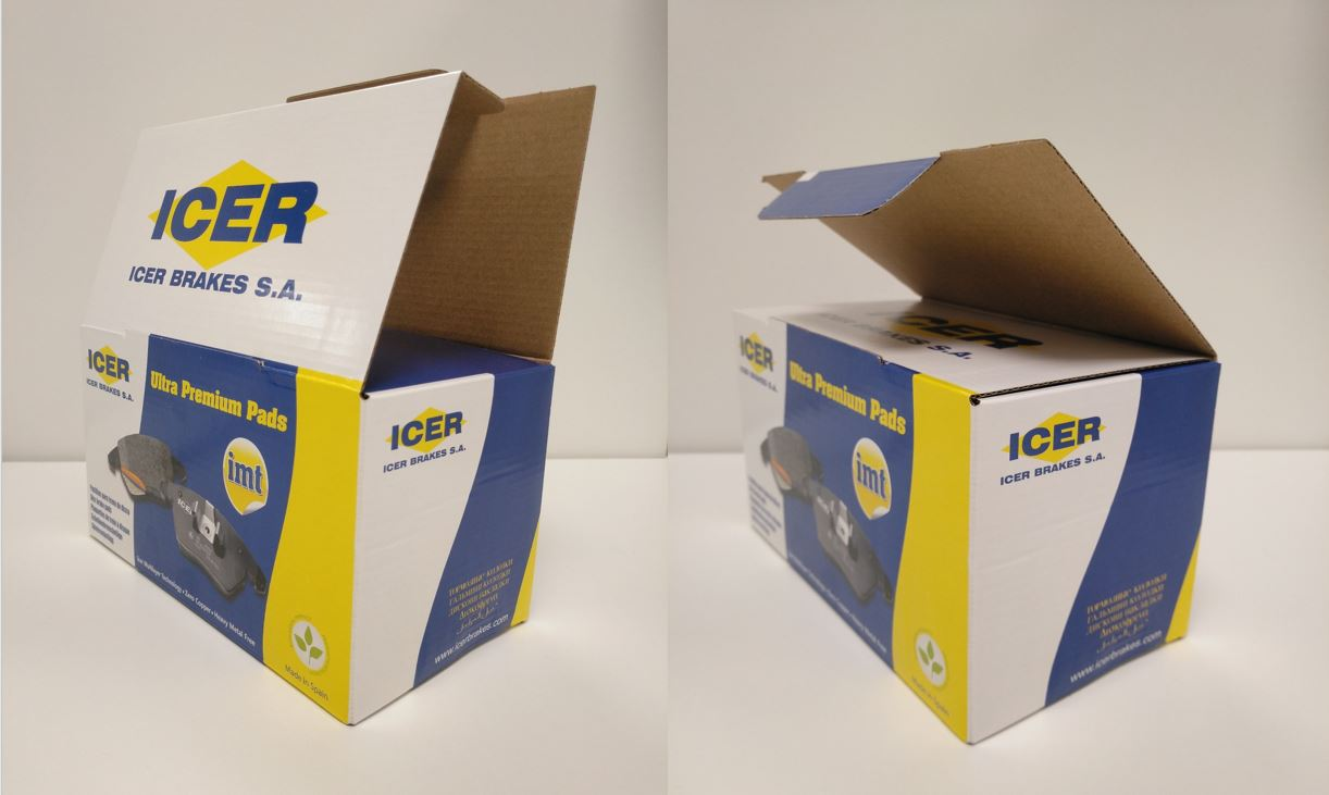 New ICER boxes